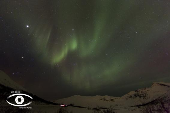 Polarlicht Tromsö 01