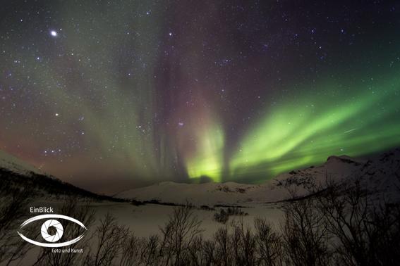 Polarlicht Tromsö 02