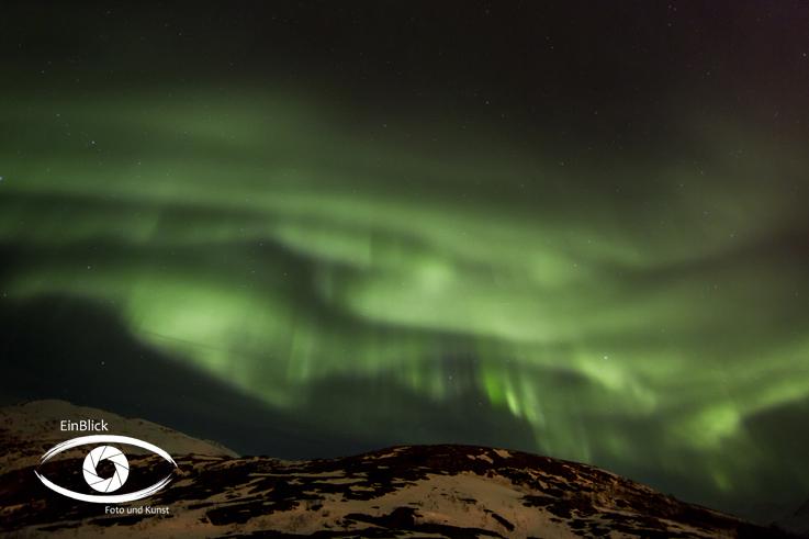 Polarlicht Tromsö 11