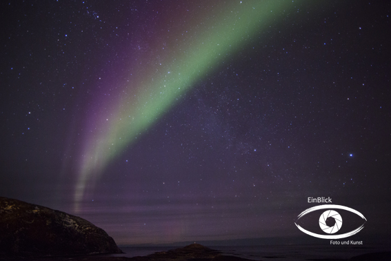 Polarlicht Tromsö 06