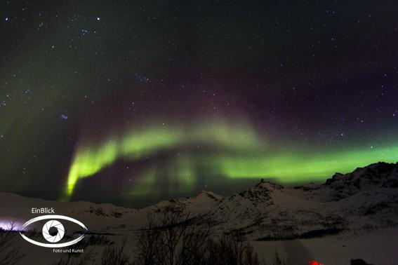 Polarlicht Tromsö 08
