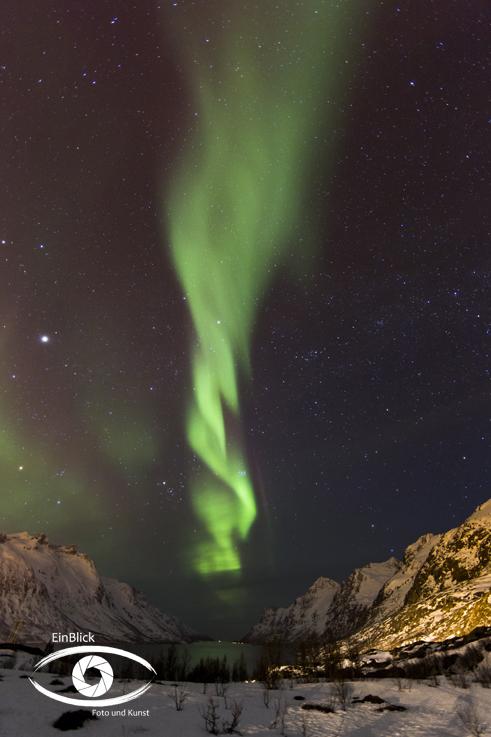 Polarlicht Tromsö 09