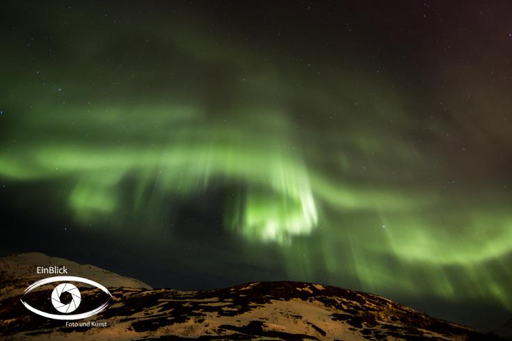 Polarlicht Tromsö